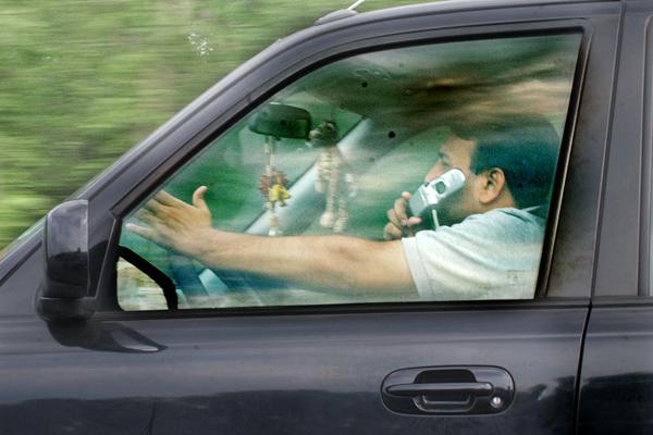 Cellphone Commute