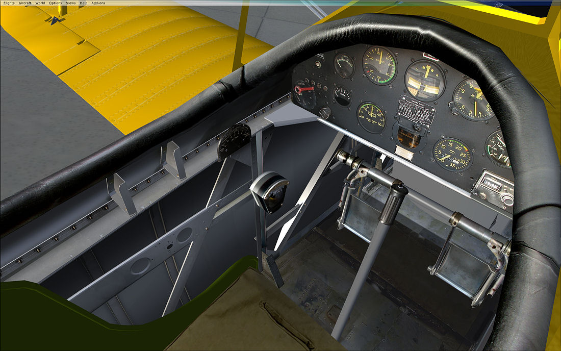 Maam sim goes native fsx mid atlantic air museum simulations support the avsim community - Difference between port side and starboard ...