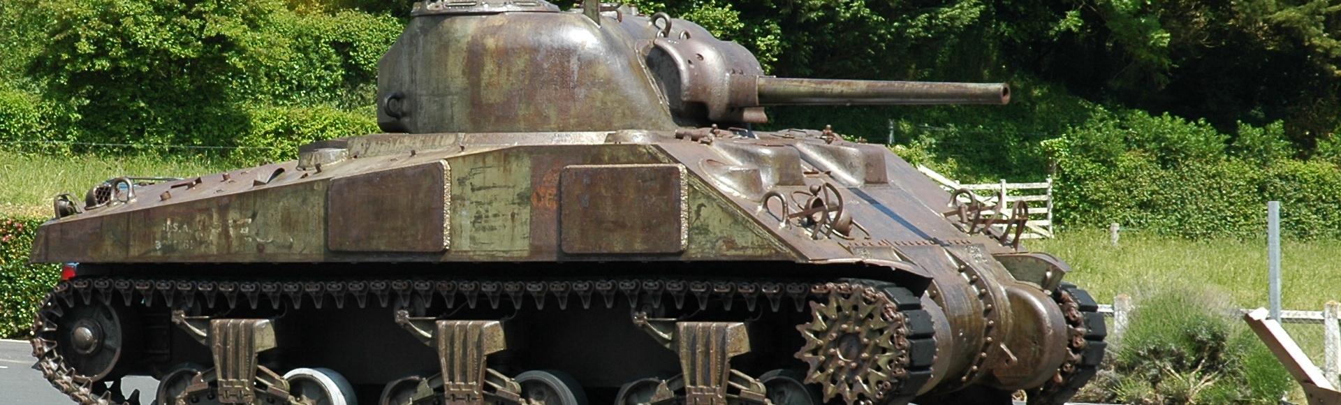 WW2 monuments
